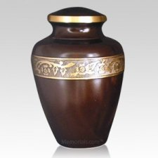 Avengale Mahogany Cremation Urn