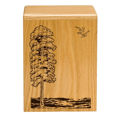 Eternal Tree Oak Cremation Urn