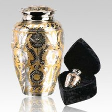 Eternal Flower Cremation Urns