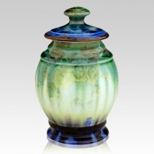 Blue Dream Child Cremation Urn