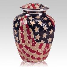Americana Patriot Urn