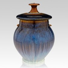 Deep Waters Pet Cremation Urn