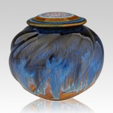 Blue Moon Children Cremation Urn