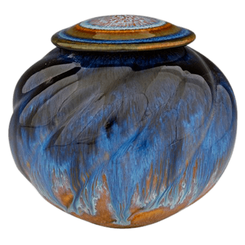 Blue Moon Pet Cremation Urn