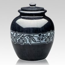 Dogwood Marble Cremation Urn