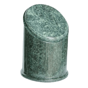 Crown Green Marble Cremation Urns