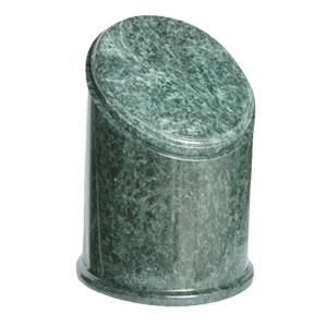 Crown Green Marble Urn