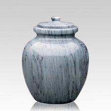 Legacy Grey Medium Marble Urn