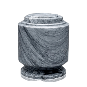 Estate Grey Medium Urn
