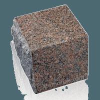 Garden Rose Granite Cremation Urn
