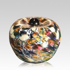 Feliche Glass Keepsake Cremation Urn