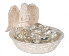 Cross Comfort Stone Keepsakes Set