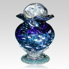 Crown Earth Companion Cremation Urn