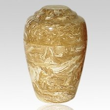 Sand Marble Pet Cremation Urn