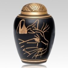 Cat Large Discount Urn