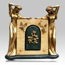Fortuna Sculpted Art Cremation Urn