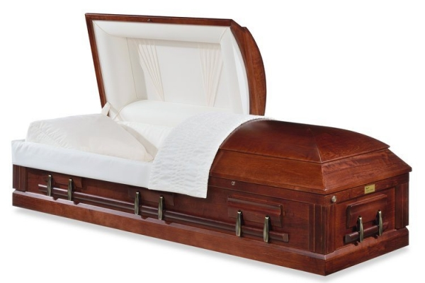 Danbury Wood Casket
