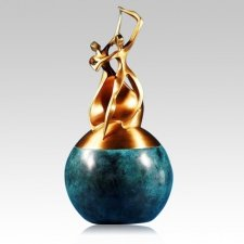 Dance of Life Companion Cremation Urn II