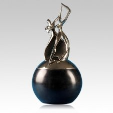 Dance of Life Companion Cremation Urn