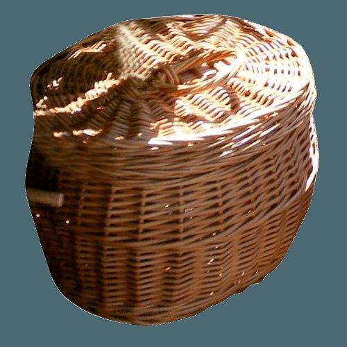 Dinkel Bamboo Cremation Urn