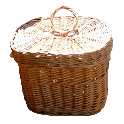 Basket Bamboo Cremation Urn