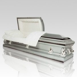 Afterlife Steel Casket