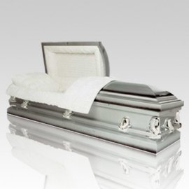 Devon Steel Casket