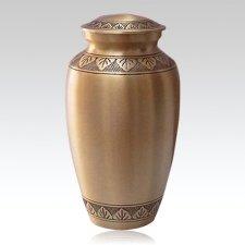 Dignity Bronze Keepsake Urn