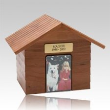 K-9 Cottage Dog Cremation Urn