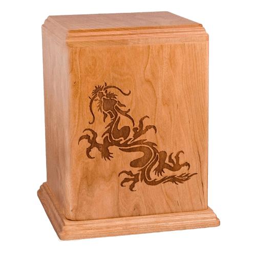 Dragon Cremation Urn
