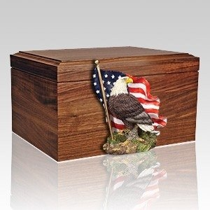 Veteran Cremation Urn