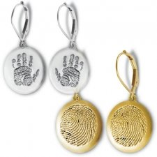 Earrings Print Keepsakes