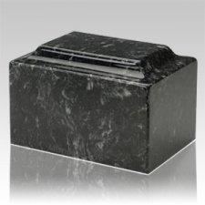 Ebony Marble Individual Urn
