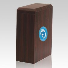 Scottish Dolphins Cremation Urn