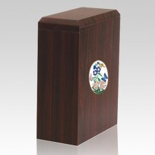 Scottish Butterflies Cremation Urn