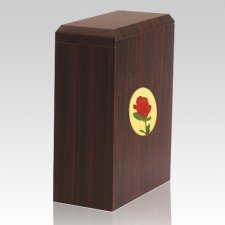 Scottish Rose Cremation Urn