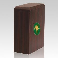 Scottish Wheat Cremation Urn