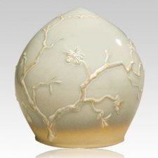 Elysium Ceramic Cremation Urn