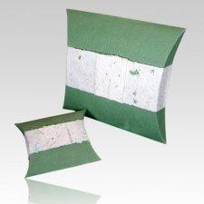 Light Green Journey Biodegradable Urns