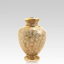 Opal Essence Medium Cloisonne Urn