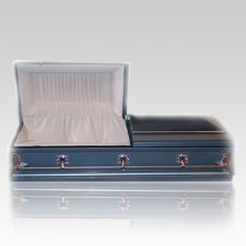 Eternity Steel Casket