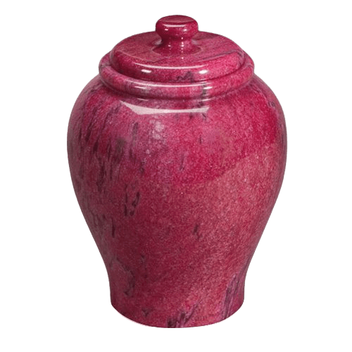 Lava Large Marble Cremation Urn
