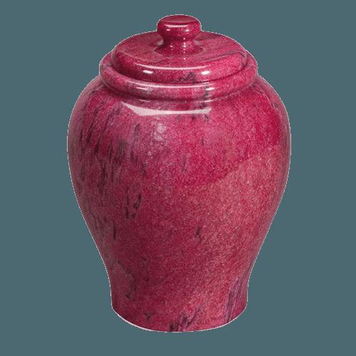 Lava Large Marble Cremation Urn