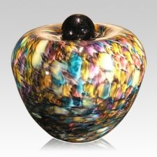 Feliche Glass Cremation Urn