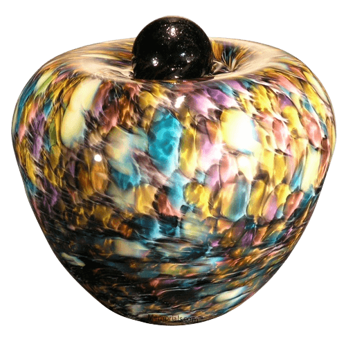 Feliche Glass Companion Cremation Urn