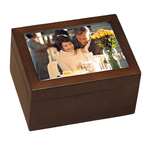 Fidelius Chest Cremation Urn