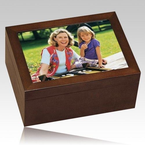 Fidelis Chest Cremation Urn