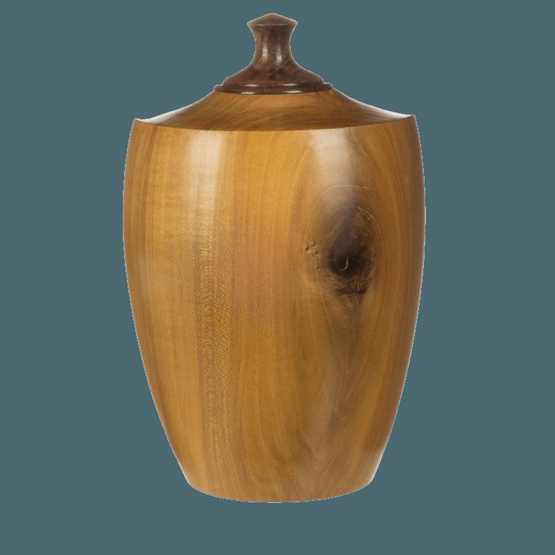Flango Wood Cremation Urn