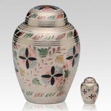 Flower Cremation Urns