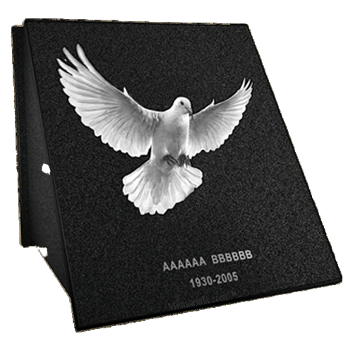 Flying Dove Companion Cremation Urn
